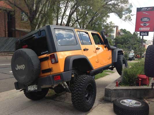 Jeep Wrangler At ATV Automotive (1)