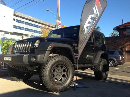 Jeep Wrangler At ATV Automotive (2)