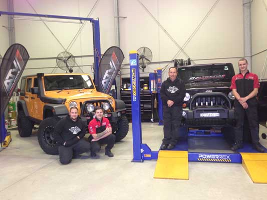 Jeep Wrangler At ATV Automotive (3)